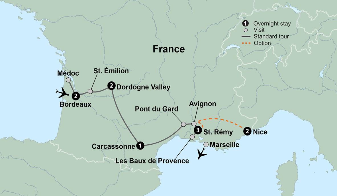 Tom S Travel Journey Through Southern France Tom S Travel